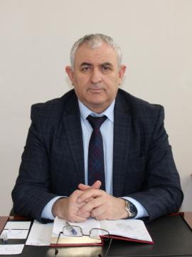 Заместитель главы администрации
